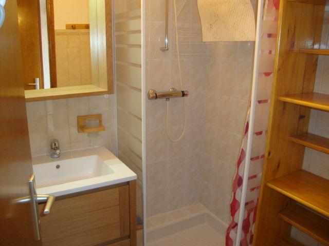 salle de bain Location Studio 70264 Les Saisies