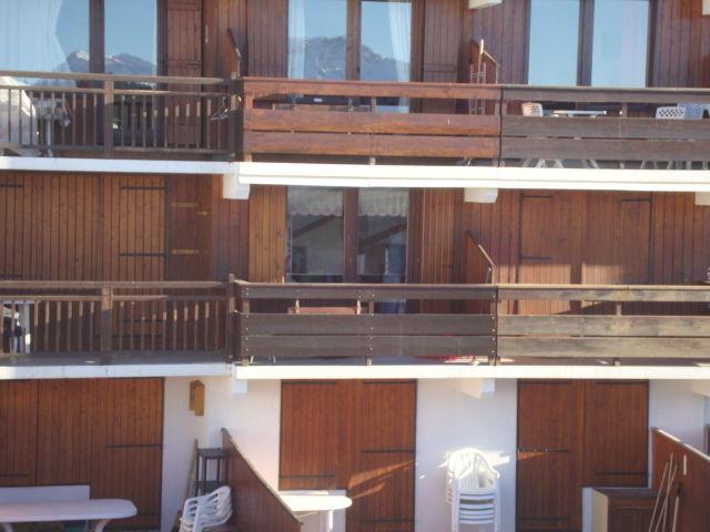 Balcon Location Studio 70264 Les Saisies