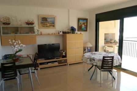 Salle à manger Location Appartement 75093 Llança