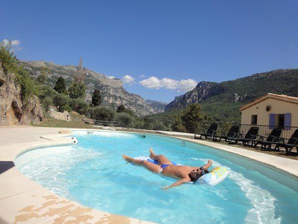 Vue depuis la location Location Villa 81732 Cannes
