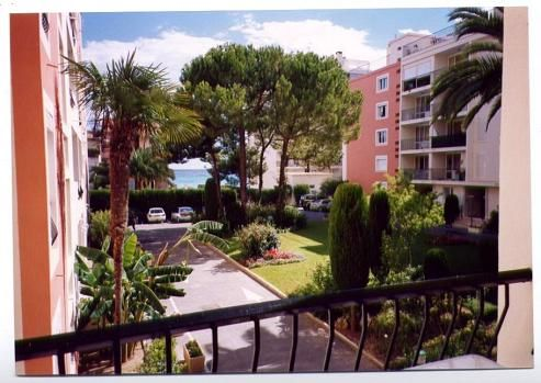 Vue du balcon Location Appartement 81034 Roquebrune Cap Martin