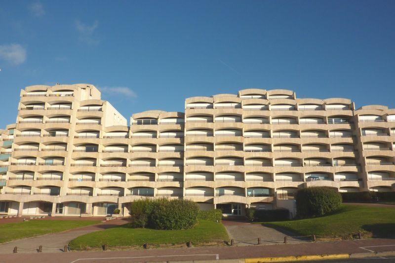 Vue extérieure de la location Location Appartement 81592 Le Touquet