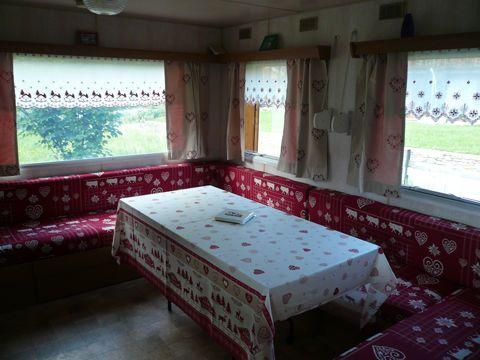 Vue autre Location Mobil-home 91335 Praz sur Arly