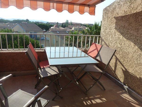 Terrasse Location Appartement 68666 La Londe les Maures