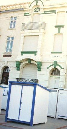 Vue à proximité Location Appartement 76461 Wimereux