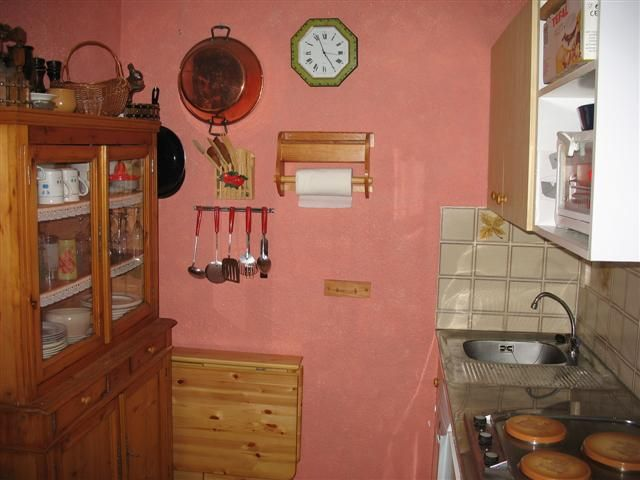 Coin cuisine Location Appartement 66236 Monts Jura