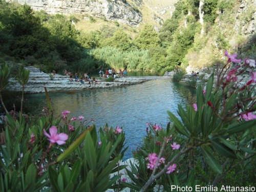 Vue autre Location Villa 77117 Fontane Bianche