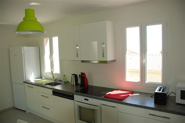 Cuisine indépendante Location Villa 89455 Le Lavandou