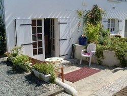 Entrée Location Appartement 10083 Saint Hilaire de Riez