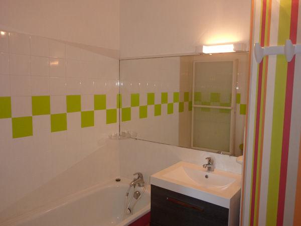 salle de bain Location Appartement 10748 Cabourg
