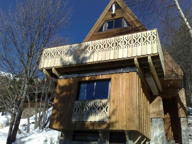Vue autre Location Chalet 108 Alpe d'Huez