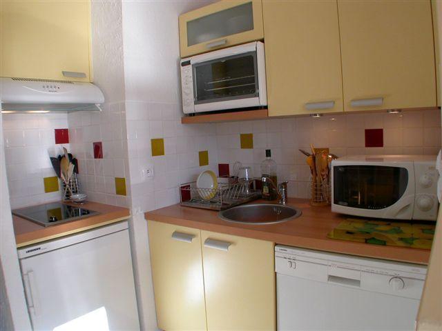 Coin cuisine Location Appartement 1134 Les 2 Alpes