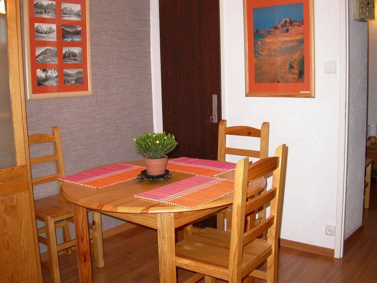 Salle à manger Location Appartement 1134 Les 2 Alpes