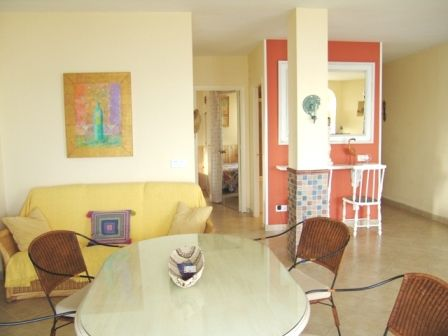 Salon Location Appartement 11482 Nerja
