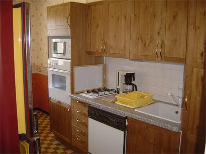 Cuisine indépendante Location Appartement 11579 Le Pradet