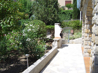 Jardin Location Appartement 11579 Le Pradet