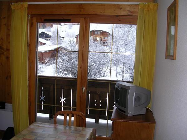 Vue du balcon Location Appartement 1171 Les 2 Alpes