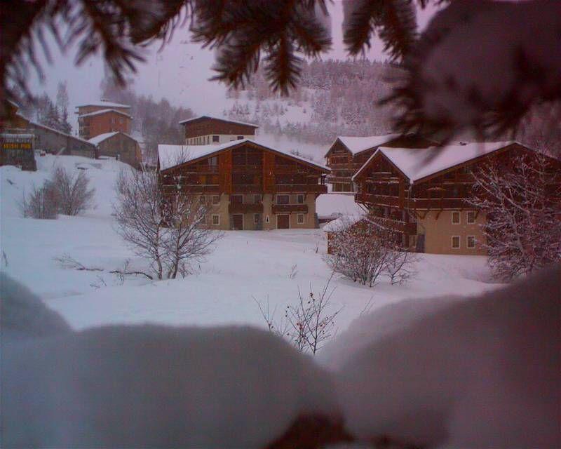 Vue extérieure de la location Location Appartement 1171 Les 2 Alpes