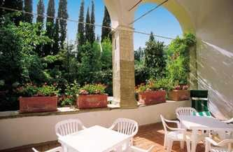 Loggia 2 Location Villa 11865 Arezzo