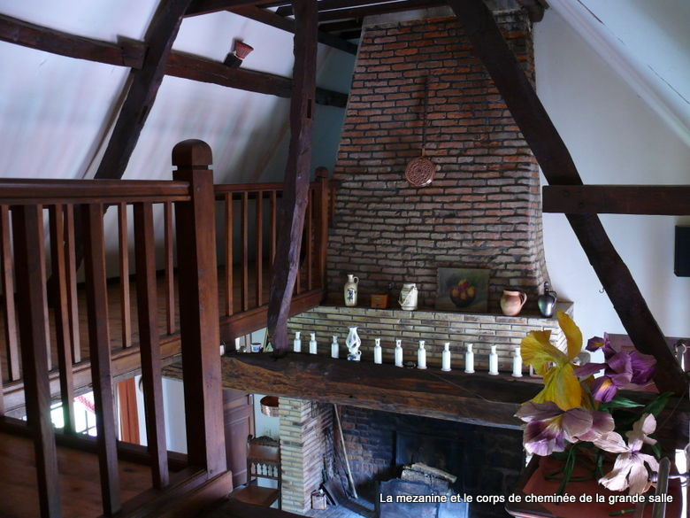 Mezzanine Location Maison 11925 Saint Valéry en Caux
