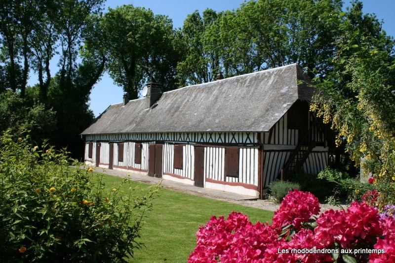 Vue extérieure de la location Location Maison 11925 Saint Valéry en Caux