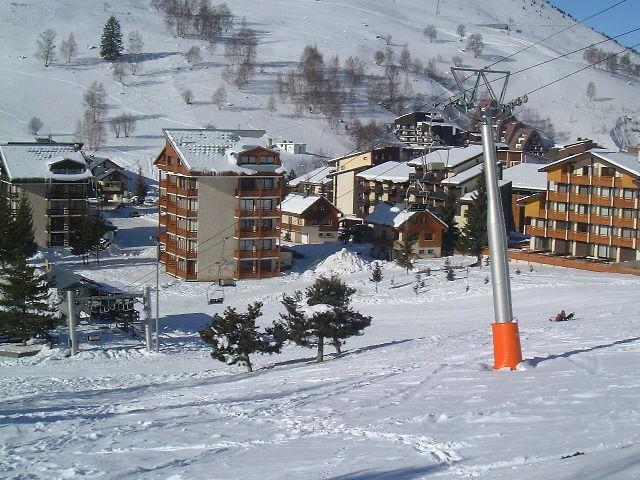 Location Appartement 1219 Les 2 Alpes