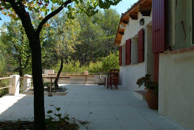 Terrasse Location Gite 12242 Aix en Provence