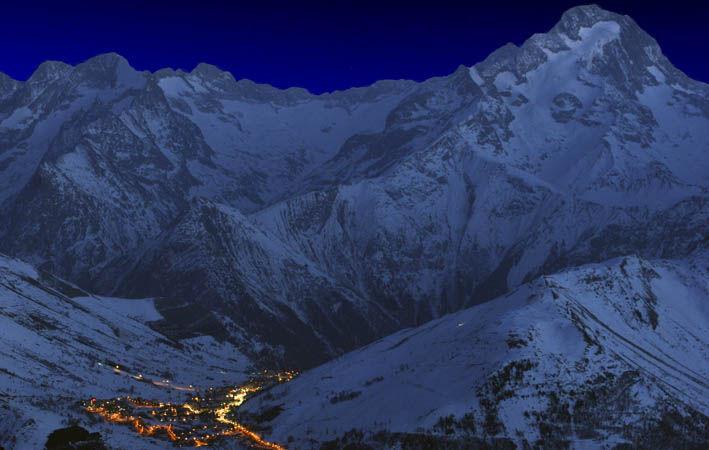 Vue autre Location Appartement 1242 Les 2 Alpes