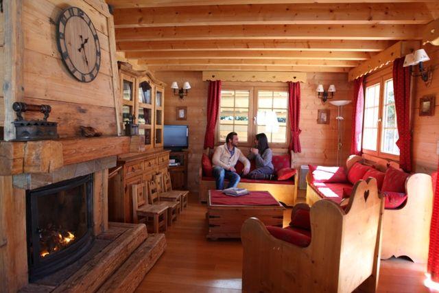 Séjour Location Chalet 1412 Chamonix Mont-Blanc