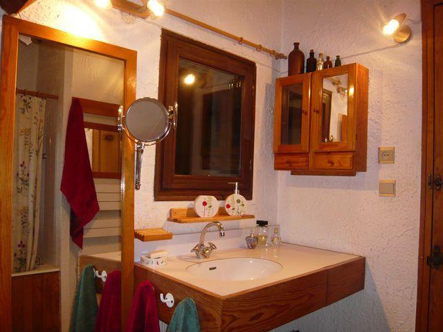 salle de bain 1 Location Chalet 14631 Serre Chevalier