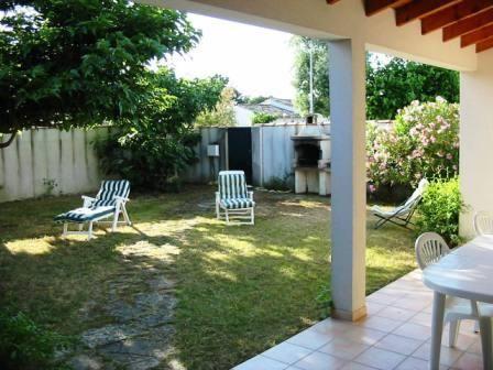 Vue de la terrasse Location Maison 15077 Le Bois-Plage-en-Ré