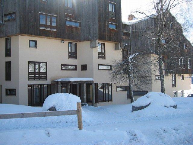 Vue extérieure de la location Location Studio 15344 Manigod-Croix Fry/L'étale-Merdassier