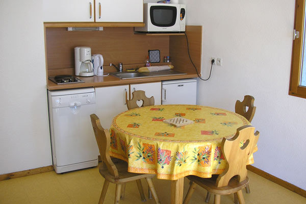 Coin cuisine Location Appartement 15733 Vaujany