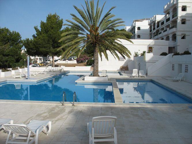 Vue extérieure de la location Location Appartement 15805 Ibiza