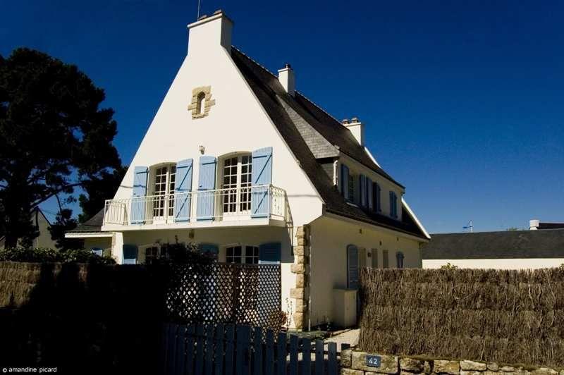 Vue extérieure de la location Location Villa 15841 Carnac