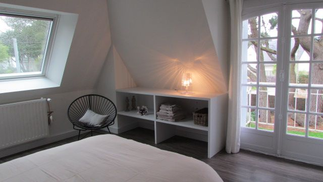 chambre 1 Location Villa 16120 Carnac