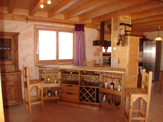 Cuisine américaine Location Chalet 16141 Châtel