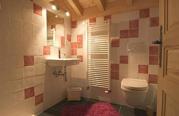 salle de bain 2 Location Chalet 16141 Châtel