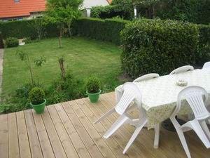 Jardin Location Maison 16157 Wissant