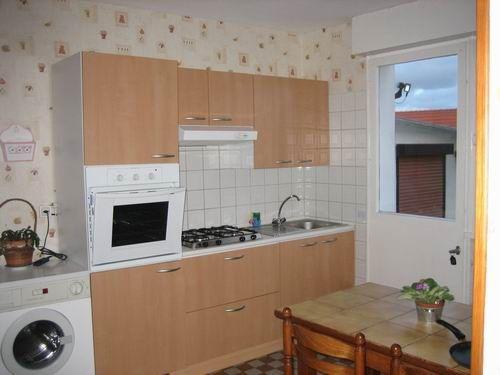 Cuisine indépendante Location Maison 16157 Wissant