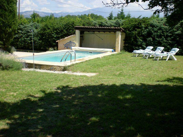 Piscine Location Maison 16202 Caromb