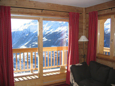 Salon Location Appartement 16377 La Rosière 1850