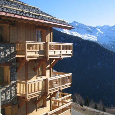 Balcon Location Appartement 16377 La Rosière 1850