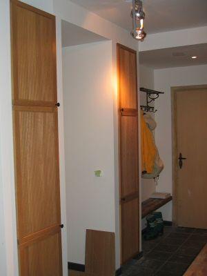 Couloir Location Appartement 16377 La Rosière 1850