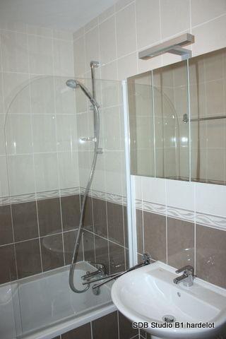 salle de bain Location Studio 16623 Hardelot