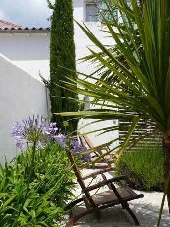 Jardin Location Maison 17085 La Flotte en Ré
