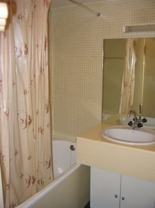 salle de bain Location Studio 1729 Les Menuires