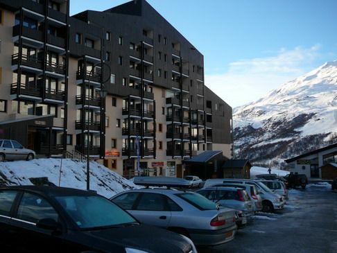 Parking Location Appartement 1745 Les Menuires