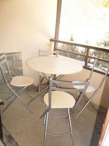Balcon Location Appartement 1761 Les Menuires