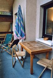 Balcon Location Appartement 1784 Méribel